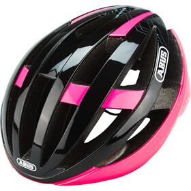 ABUS Viantor Casque pour vélo de route, fuchsia pink
